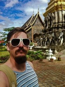 Mike Mann in Thailand